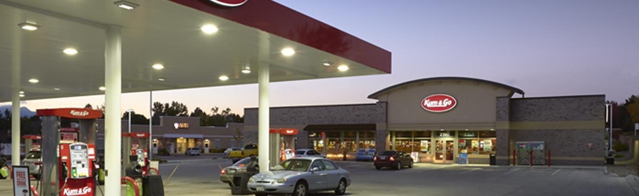 Kum & Go convenience store