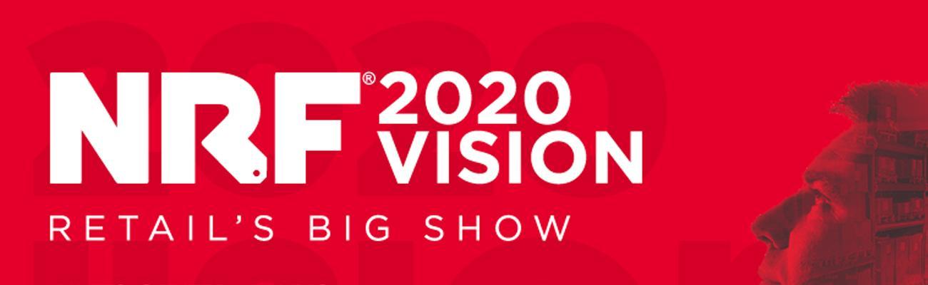 NRF 2020 Vision logo