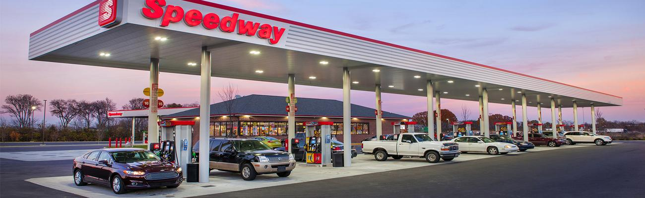 Speedway convenience store and gas station