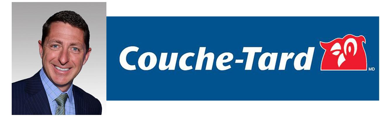 Alimentation Couche-Tard President and CEO Brian Hannasch