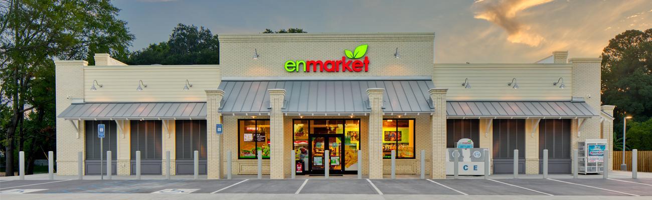 Enmarket convenience store in Thunderbolt, Ga.