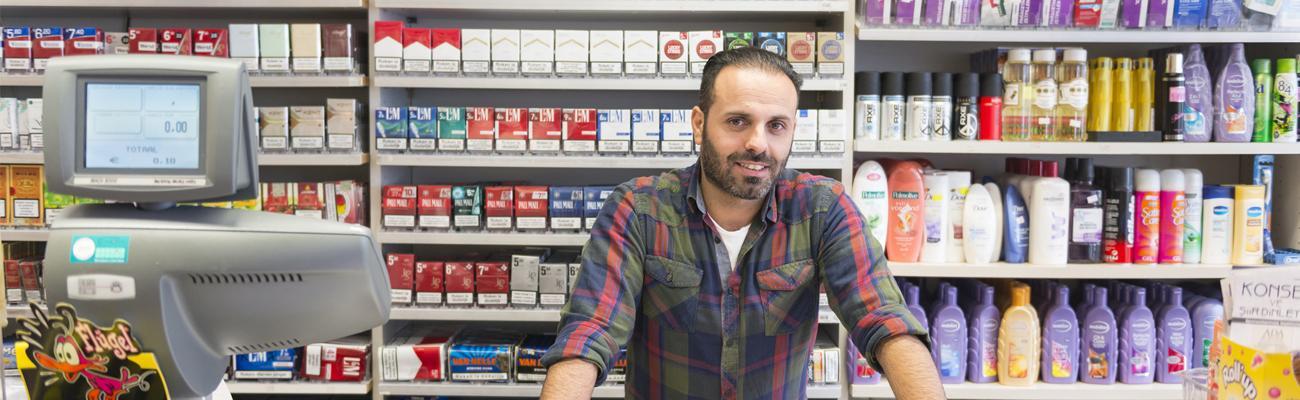 tobacco sales