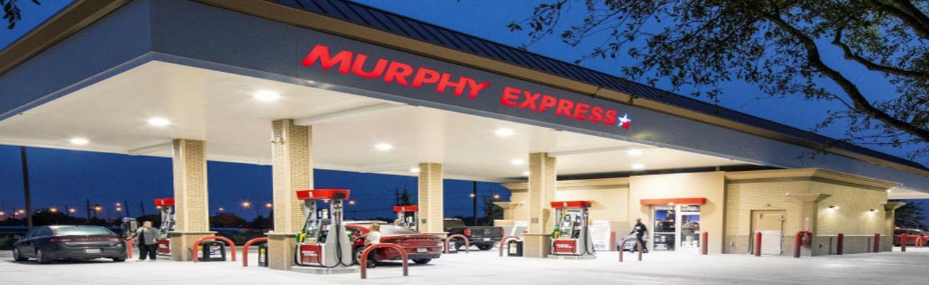 Murphy Express location