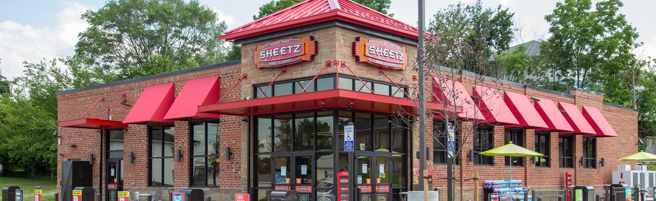 A Sheetz convenience store