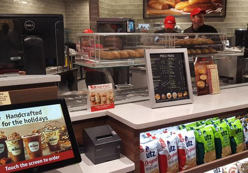 Wawa's first Washington, D.C. store features the retailer's latest foodservice initiatives.
