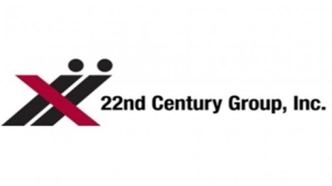 Logo for 22nd Century Group Inc.