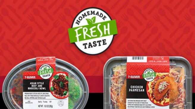 7-Eleven heat-and-eat meals
