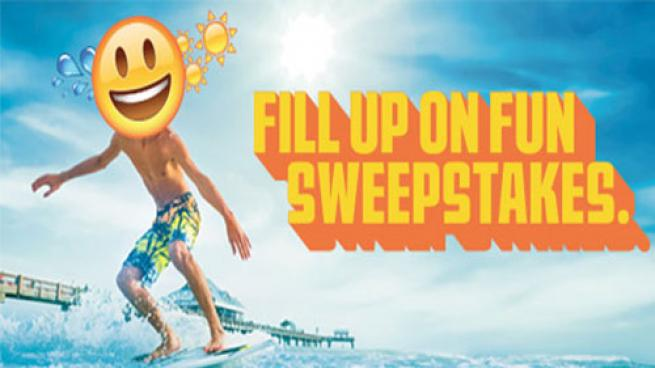 CITGO Fill Up On Fun Sweepstakes
