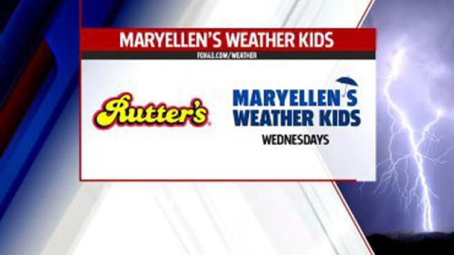 Rutter's-sponsored MaryEllen's Weather Kids logo