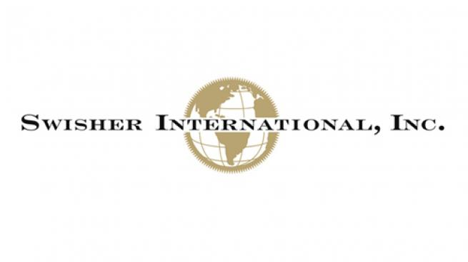 Logo for Swisher International Inc.