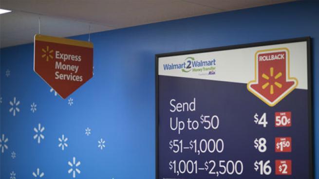 Walmart Money Express
