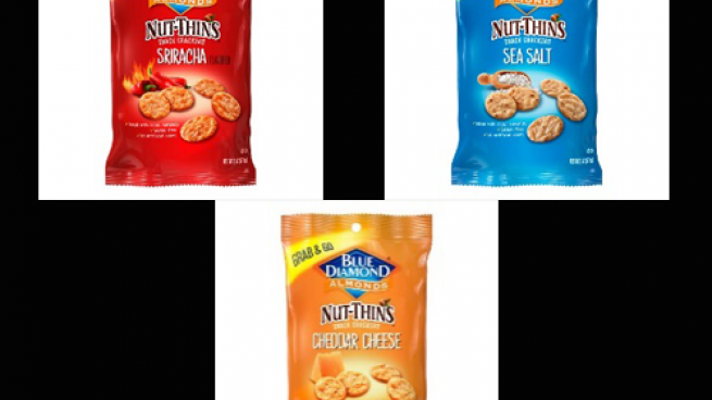 Blue Diamond Nut-Thins