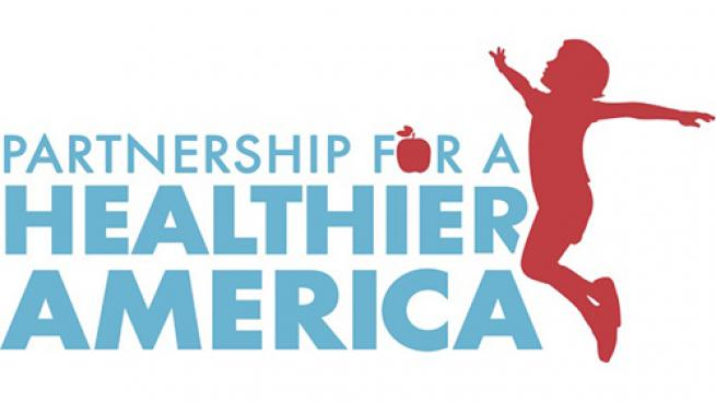 Partnership for a Healthier America logo