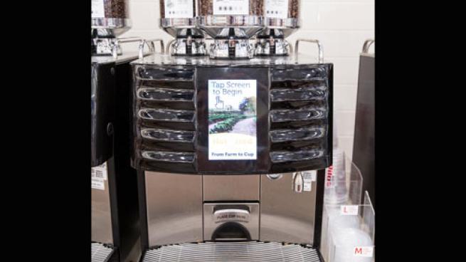 Bean-to-cup coffee platform
