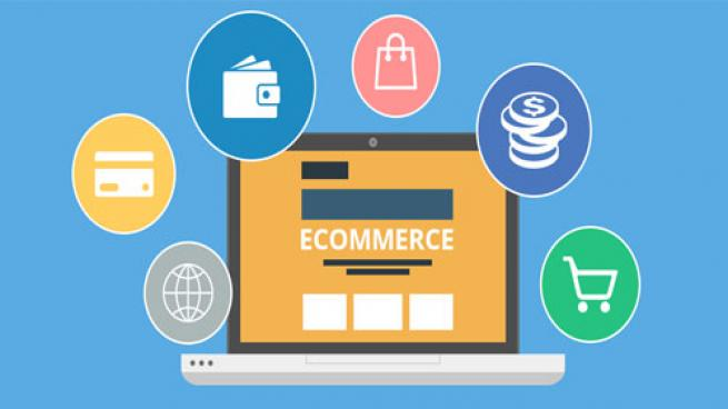ecommerce laptop