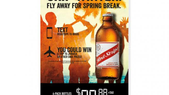 Red Stripe National Sweepstakes