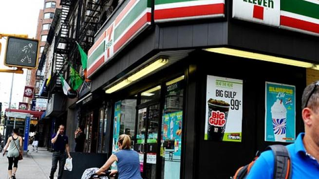 7-Eleven exterior in NY