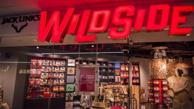 Jack Lin's Wild Side storefront