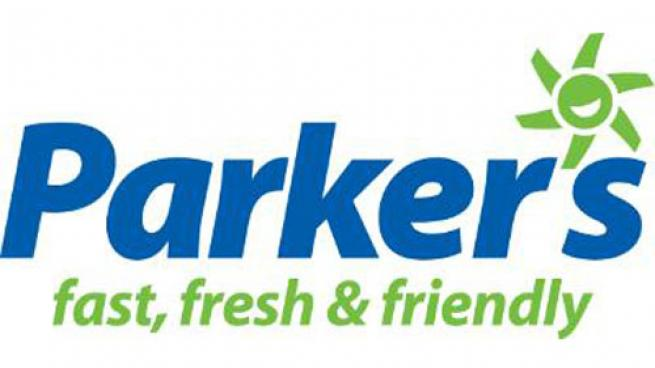 Parker's convenience store logo