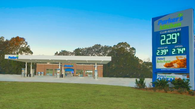 Parker's opened its newest retail location in Glennville, Ga.
