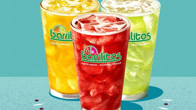 Barrilitos Aguas Frescas Fountain Drinks