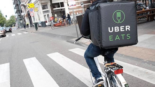 UberEats delivery