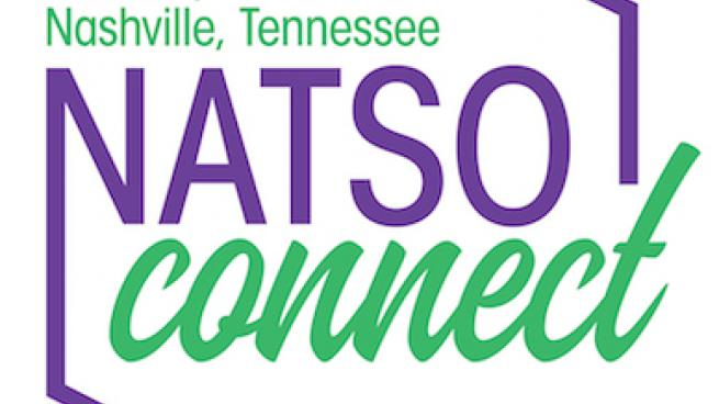 NATSO Connect 2018 signage