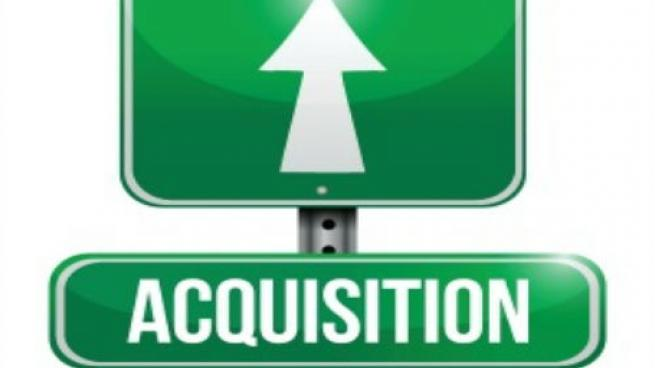 acquisition ahead sign