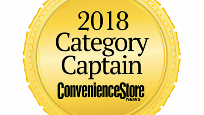 Category Captains 2018