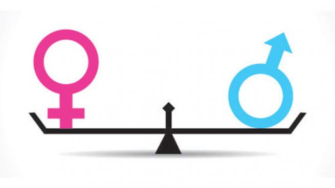 gender equality teeter
