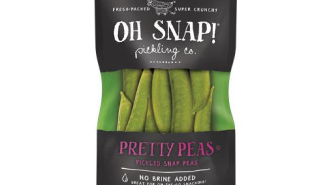 Oh Snap! Pretty Peas