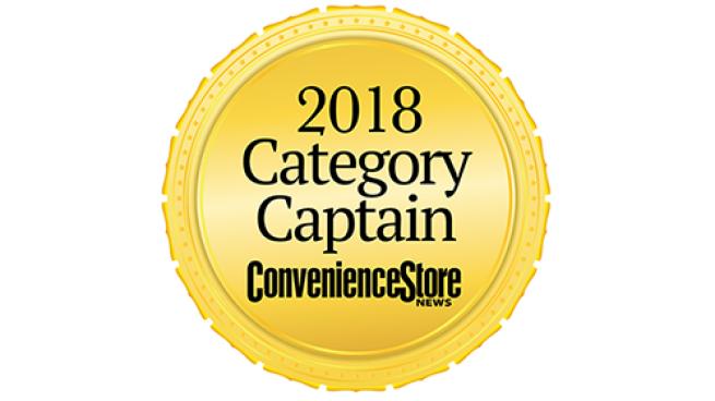 Category Captains 2018 logo