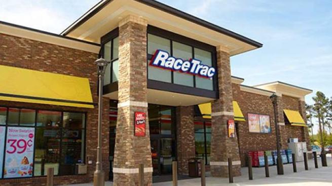RaceTrac exterior
