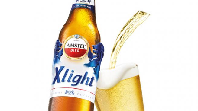 Amstel Xlight 'Fit for Real Life' Campaign