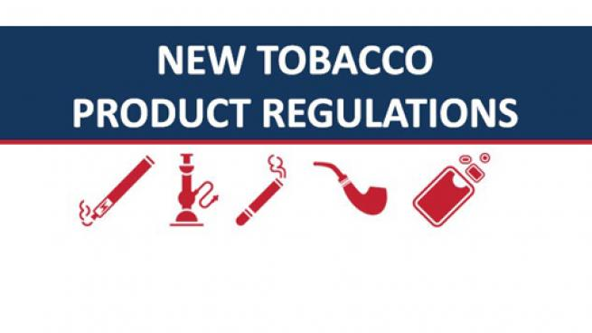 FDA's new tobacco products regulations