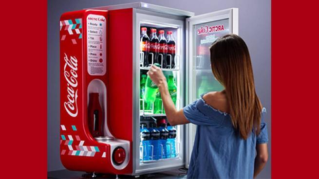 Arctic Coke test unit