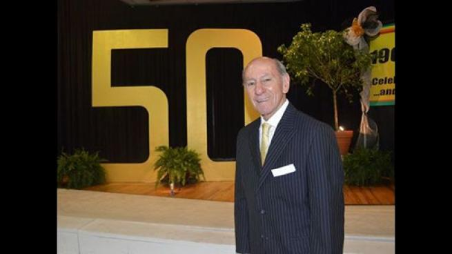 John Dan Gielen, founder of Shop Rite and Tobacco Plus