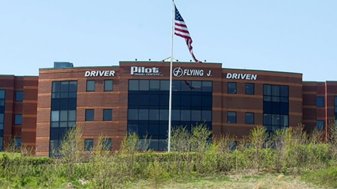 Pilot Flying J headquarters