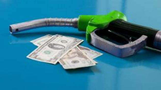 gas prices and money