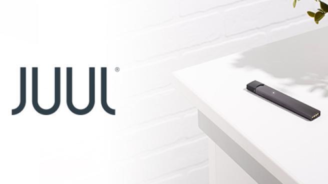 JUUL Labs' vapor product