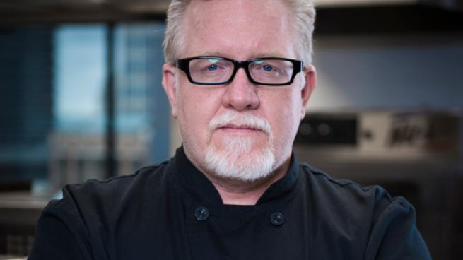 Chef Kyle Lore of Maverik