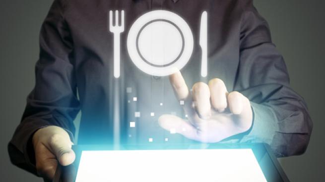 menu management technology