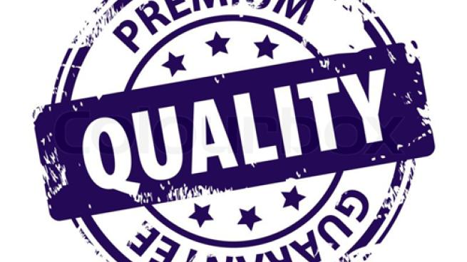 Premium Quality Guarantee tag