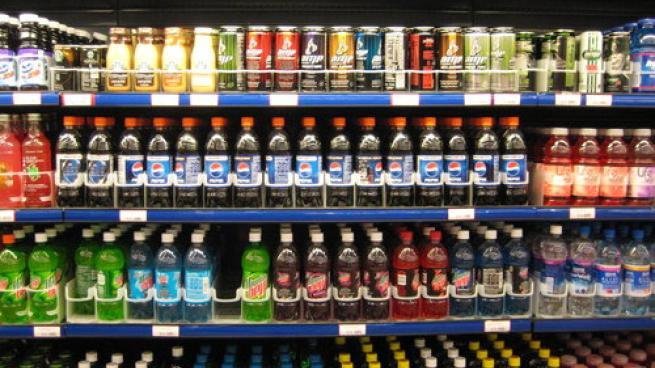 Beverage sales at retail