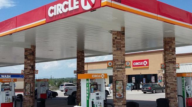 A Circle K convenience store