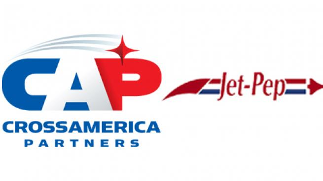 CrossAmerica Partners and Jet-Pep logos