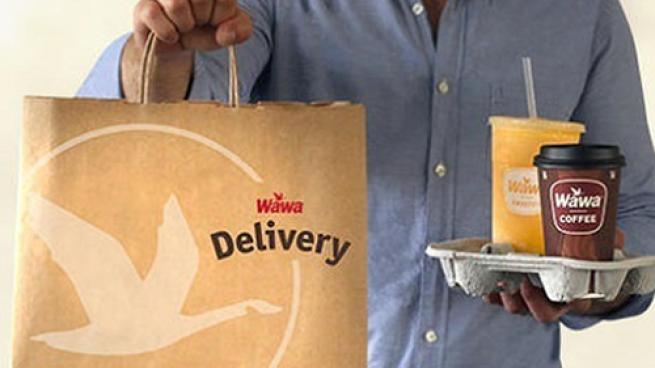 Grubhub delivery of Wawa