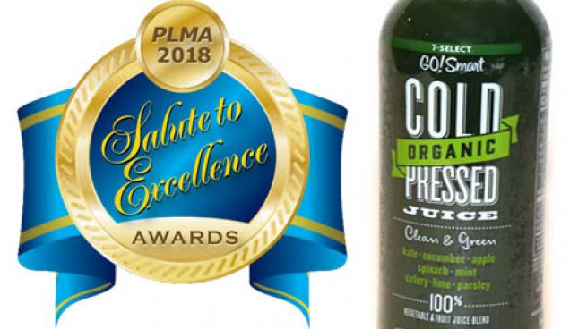 Salute to Excellence 2018 7-Eleven Smart Select Go! Cold Pressed
