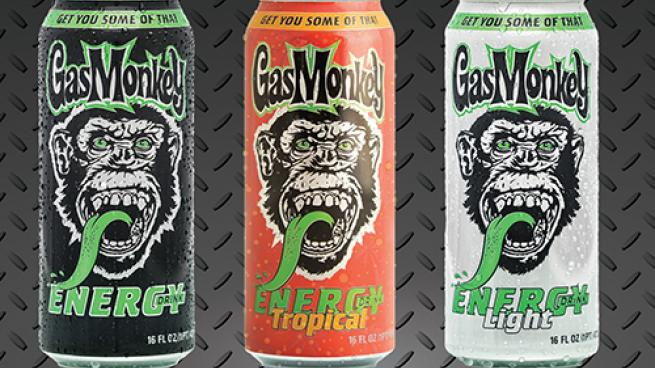 Gas Monkey Energy Tropical
