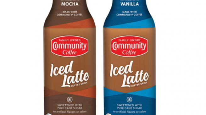 Community Iced Latte